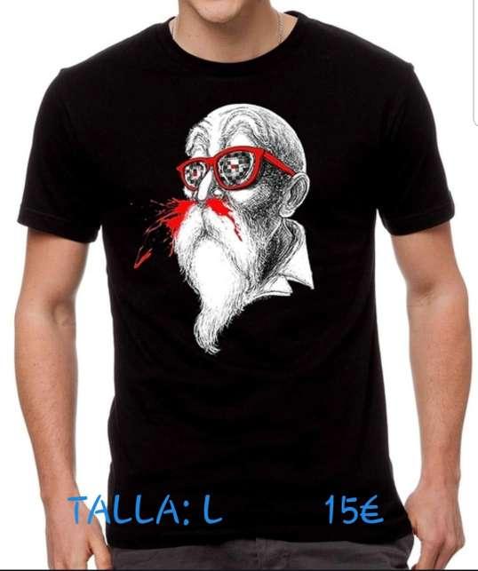 Imagen Camisetas de Dragon Ball