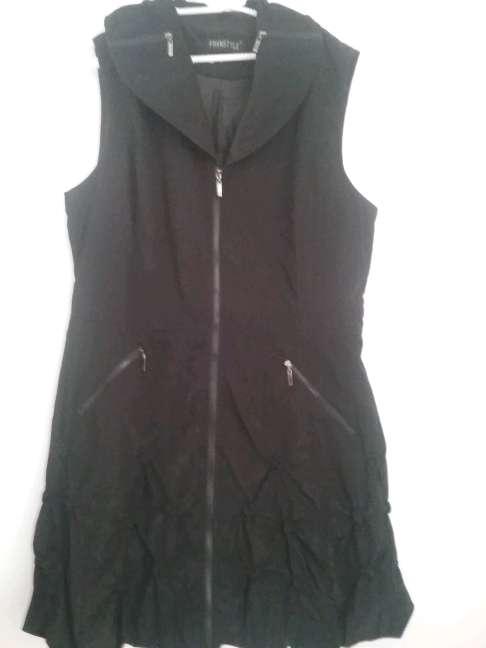 Imagen vestido  chaleco  talla L