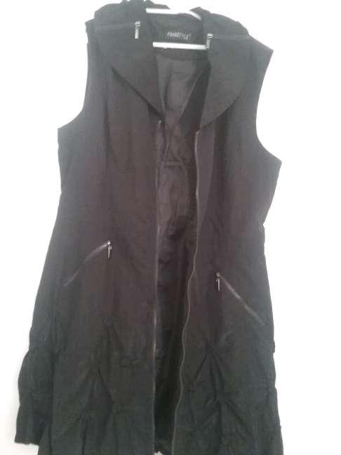 Imagen producto Vestido  chaleco  talla L  2