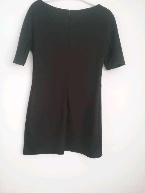 Imagen producto Vestido negro y blanco  2