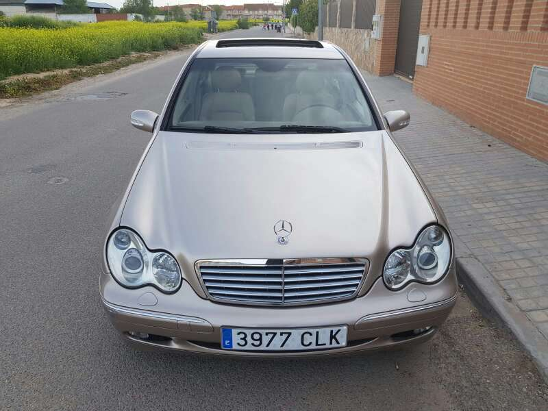 Imagen producto Mercedes benz clase c 270 CDI avamgarde 3