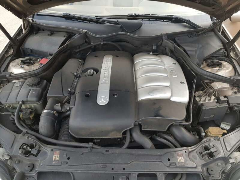 Imagen producto Mercedes benz clase c 270 CDI avamgarde 9