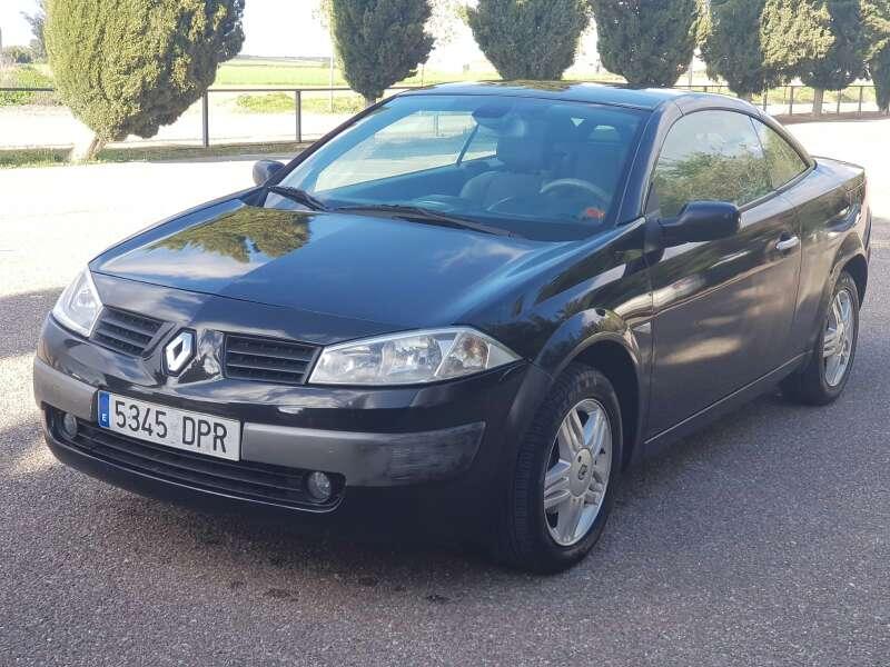 Imagen producto Renault megane dci cabrio 4