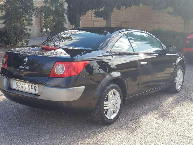 Imagen producto Renault megane dci cabrio 5