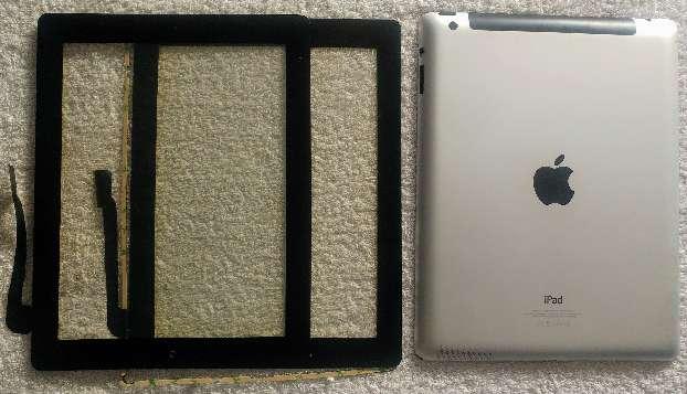 Imagen Despiece Ipad 4 (A1460)