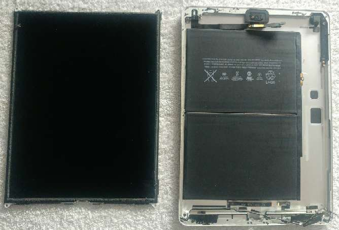 Imagen Despiece Ipad Air (A1474)