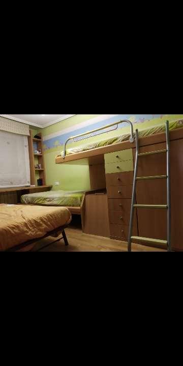 Imagen producto Dormitorio tren 9