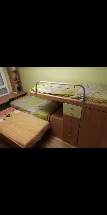 Imagen producto Dormitorio tren 5