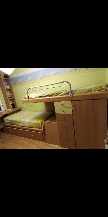 Imagen producto Dormitorio tren 2