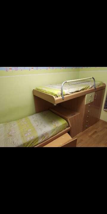 Imagen Dormitorio Tren Completo