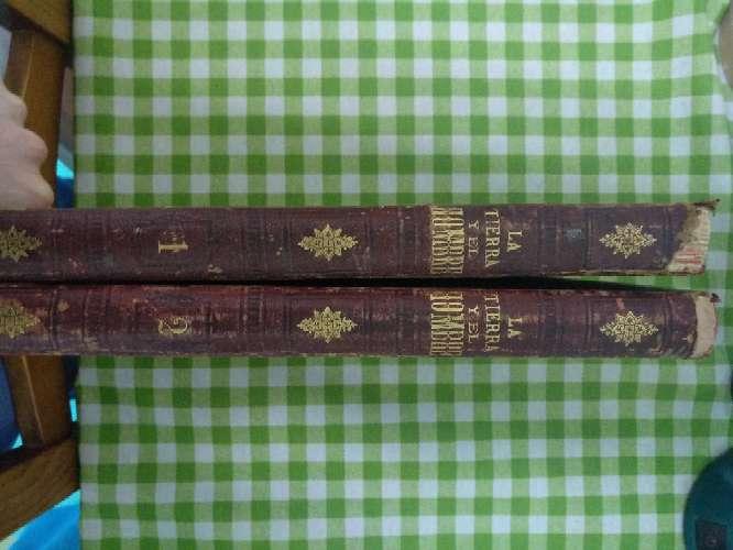 Imagen producto Libros la tierra y el hombre 2