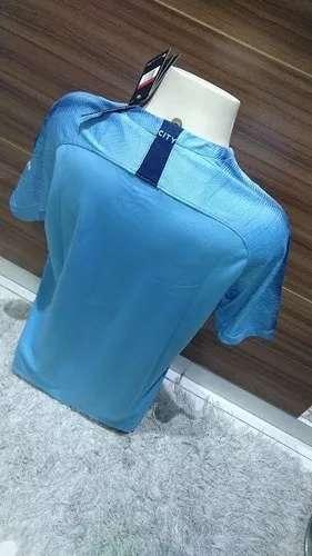 Imagen producto Camisetas temporada 2019 Manchester City  3