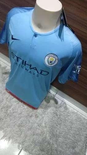 Imagen producto Camisetas temporada 2019 Manchester City  2