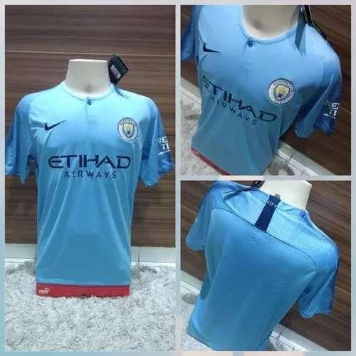 Imagen producto Camisetas temporada 2019 Manchester City  4