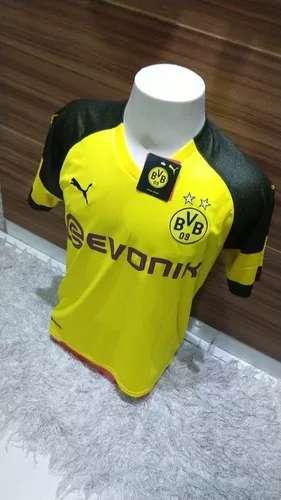 Imagen producto Camisetas Borussia Dortmund temporada  2019  3