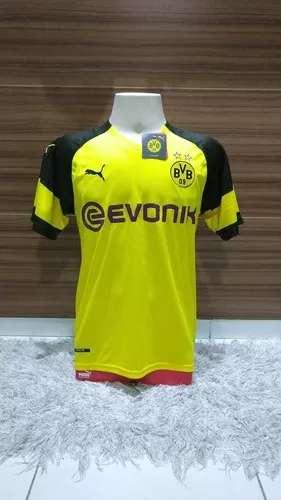 Imagen Camisetas Borussia Dortmund temporada  2019
