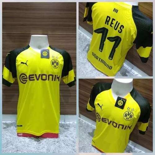 Imagen producto Camisetas Borussia Dortmund temporada  2019  4