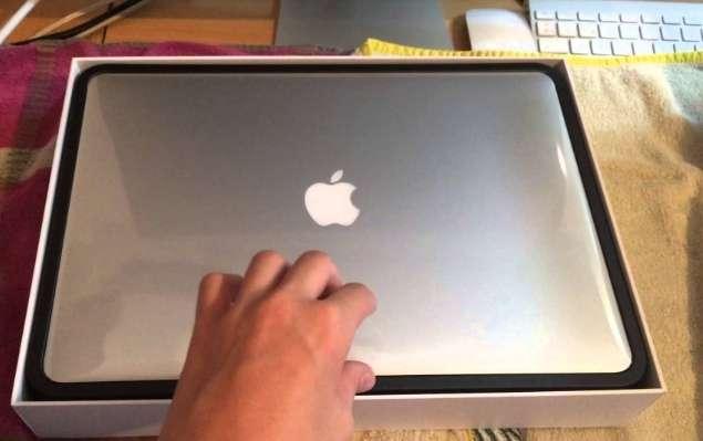 Imagen producto Macbook pro 15 pulgadas 2