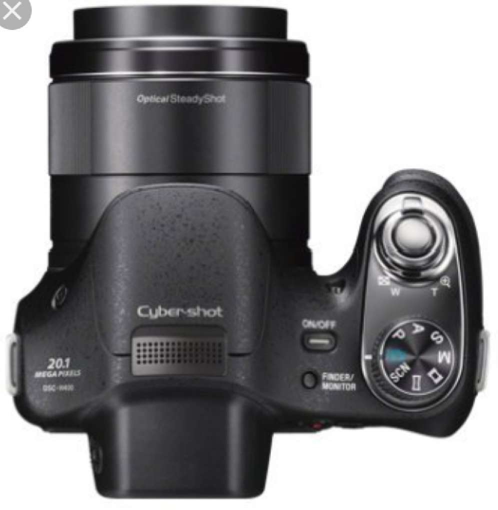 Imagen Cámara de fotos digital compacta dsc-h400