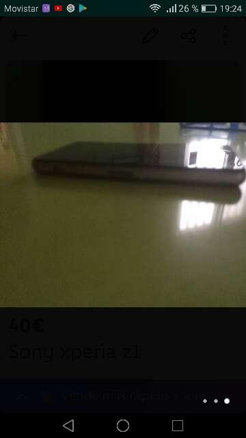 Imagen producto Sony experia Z1 3