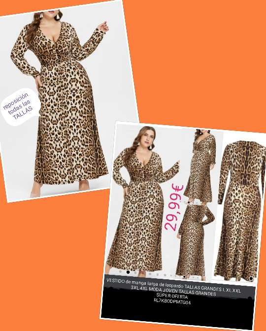 Imagen PROMOCIÓN ESPECIAL tallas grandes VARIOS precios y tallas