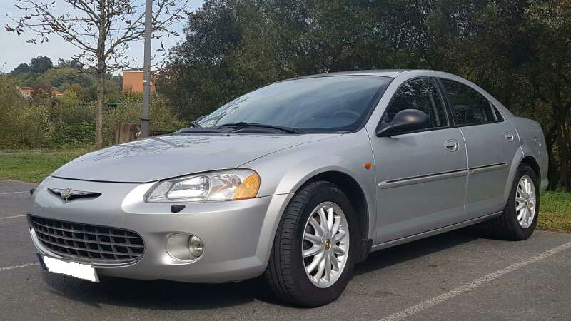 Imagen Chrysler Sebring 56000 km demostrables