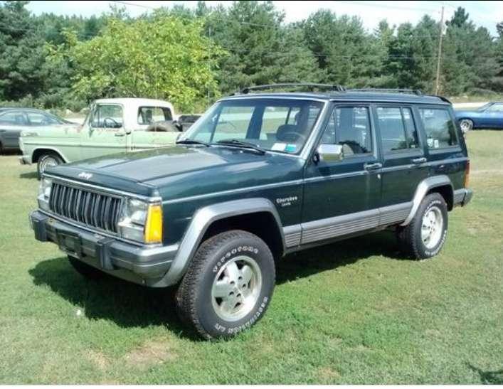 Imagen Jeep Cherokee 2.1 td
