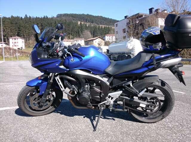 Imagen Yamaha Fz6 S2 año 2009
