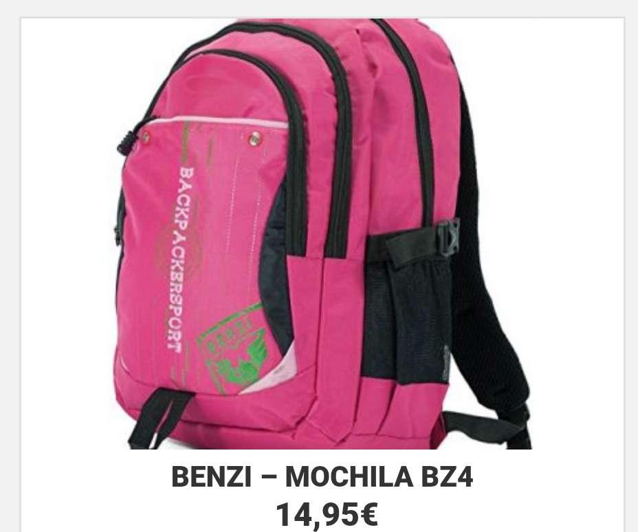 Imagen producto Mochila Benzi 3