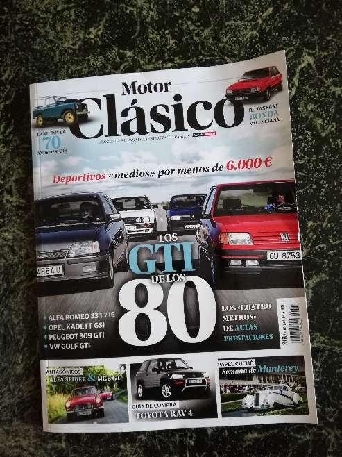 Imagen Motor Clásico