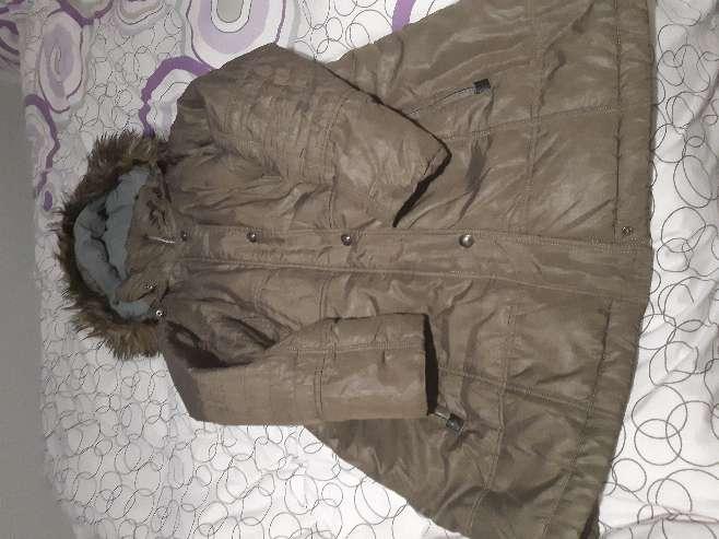 Imagen Abrigo marrón
