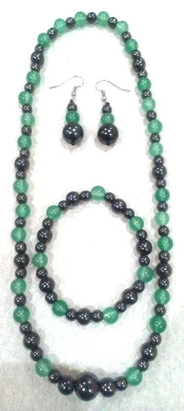 Imagen producto Pack jade con hematites 1