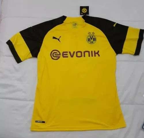 Imagen producto Equipaciones niños Borussia Dortmund. 2019  2