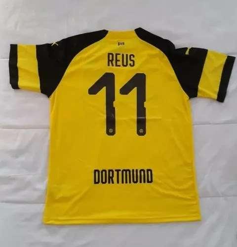 Imagen producto Equipaciones niños Borussia Dortmund. 2019  3