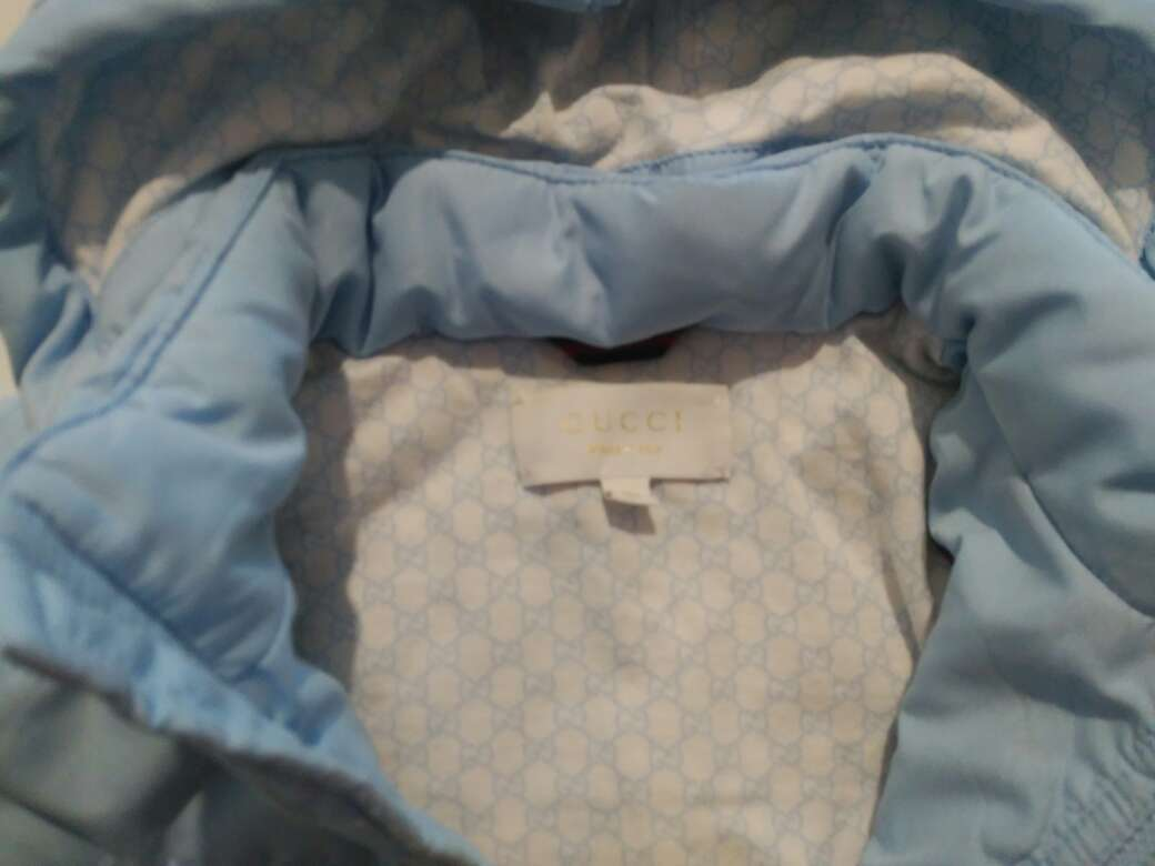 Imagen chaqueta bebé unisex