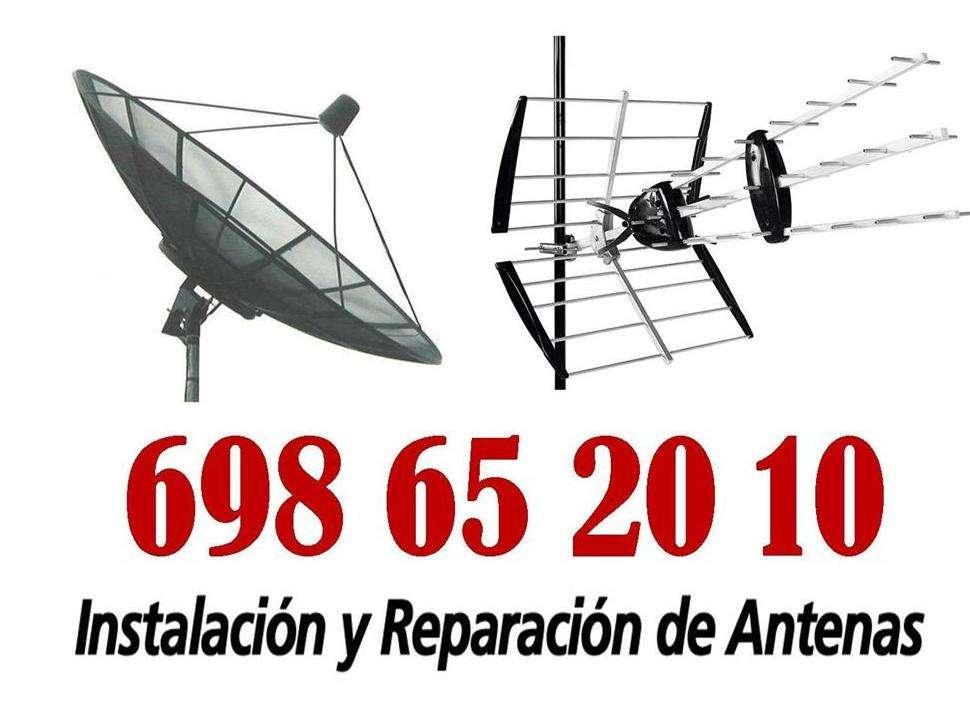 Imagen Instalación de Antenas