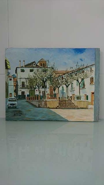 Imagen Pintura al óleo.
