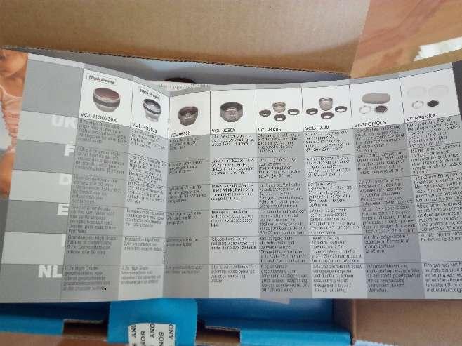 Imagen producto SONY HANDYCAM DCR-DVD203E 7