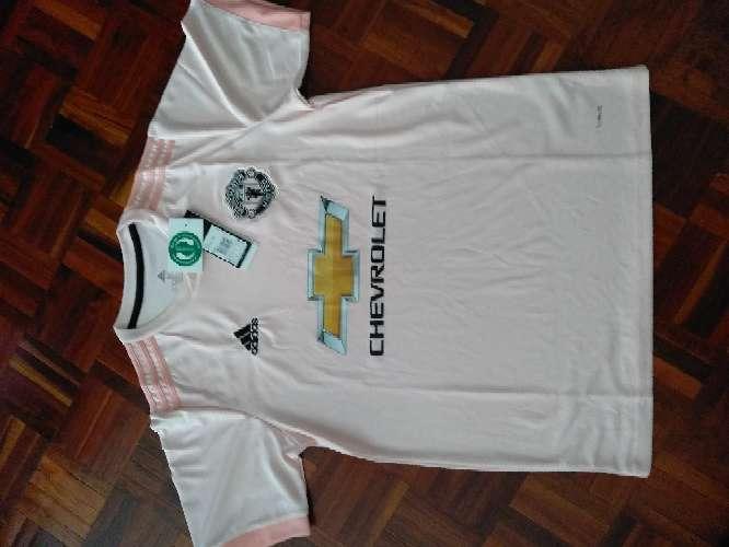 Imagen camiseta del Manchester