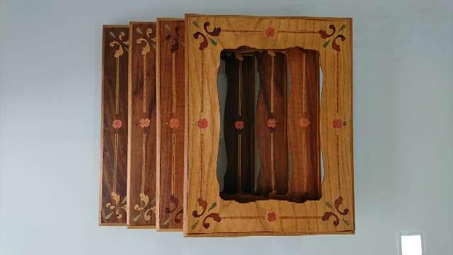 Imagen Marcos antiguos de madera.