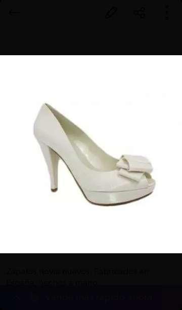 Imagen Zapatos novia nuevos