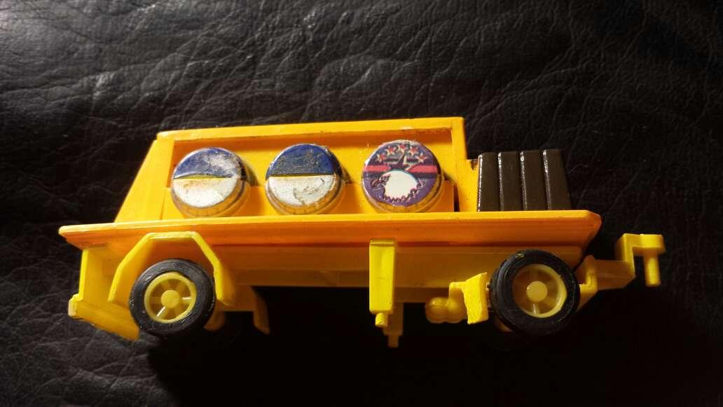 Imagen producto Remolque camión juguete  3