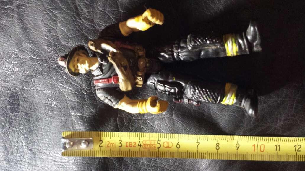 Imagen producto Muñeco antiguo bombero  6