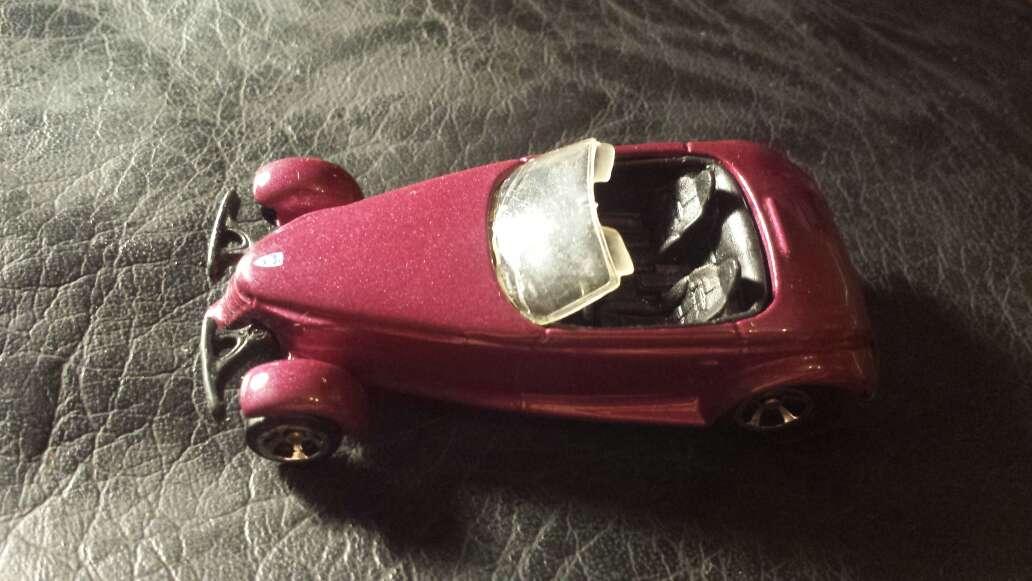 Imagen coche descapotable metalizado
