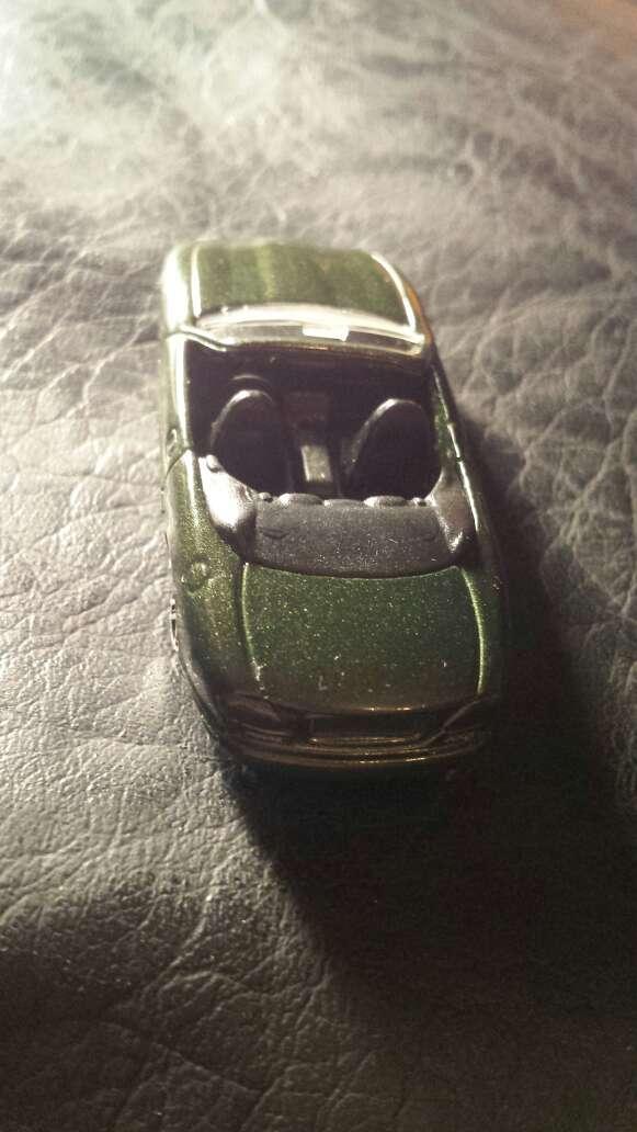 Imagen producto Coche verde metalizado  3