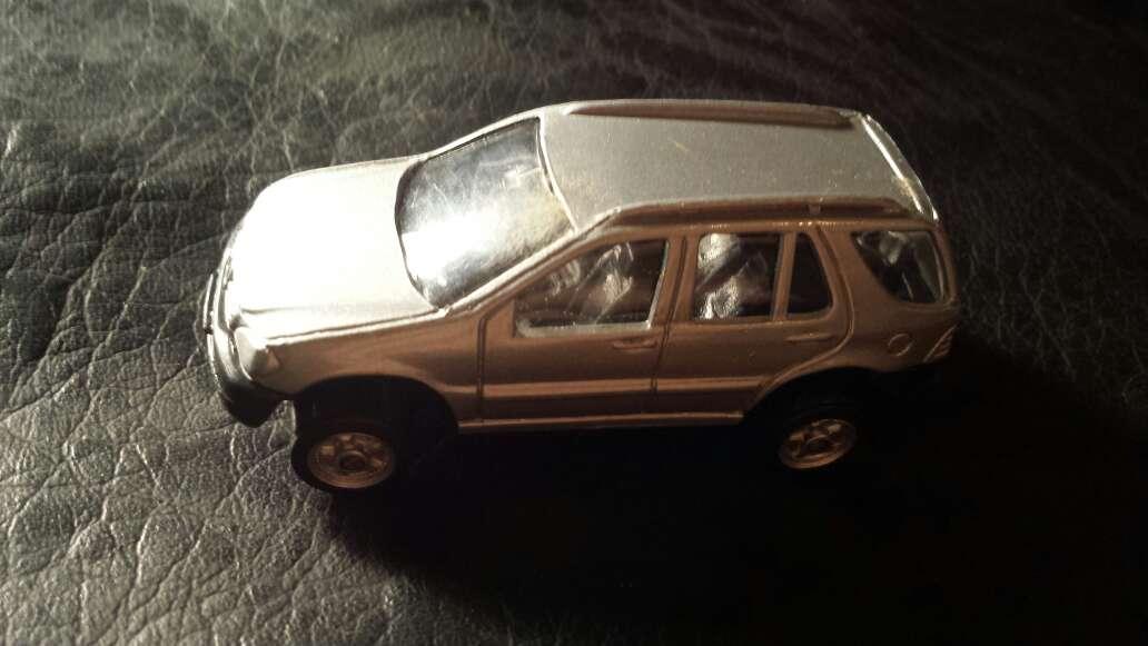 Imagen wagon 4x4 gris