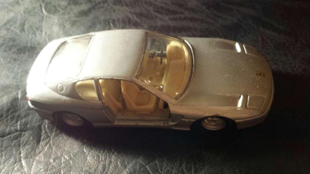 Imagen producto Ferrari gris antiguo  2