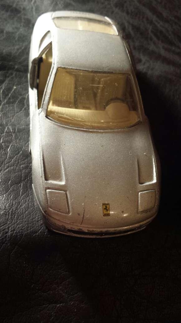 Imagen producto Ferrari gris antiguo  3