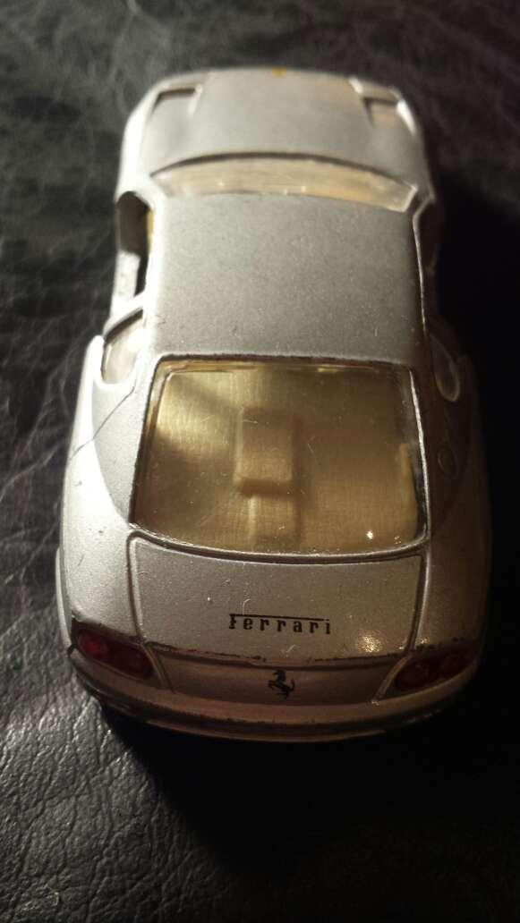 Imagen producto Ferrari gris antiguo  4