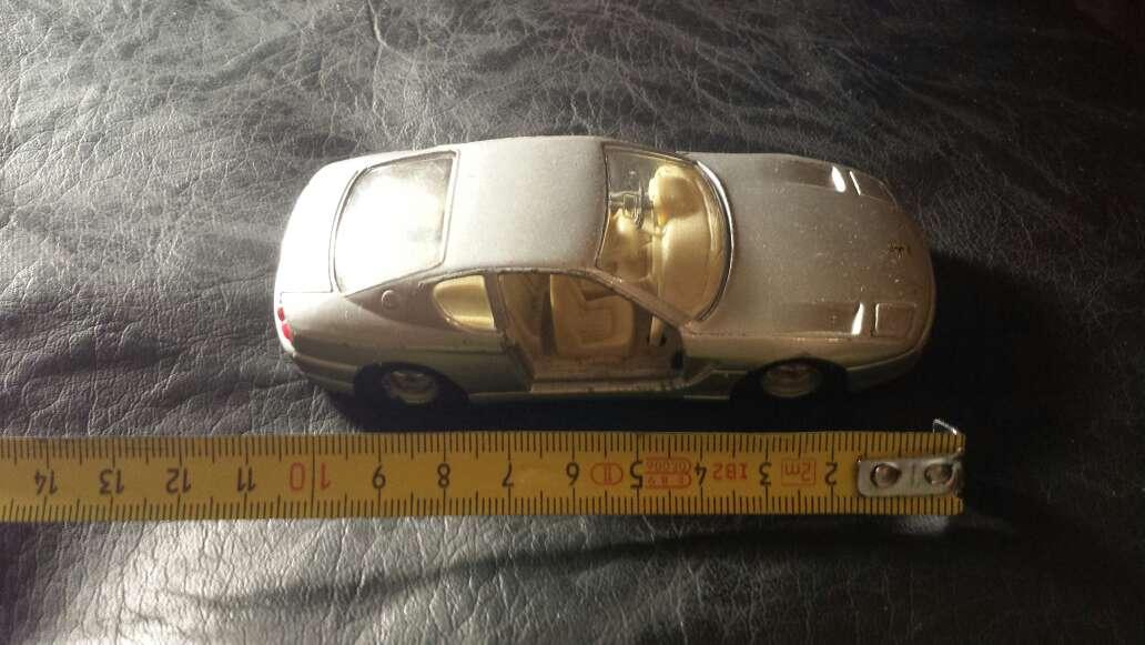 Imagen producto Ferrari gris antiguo  5